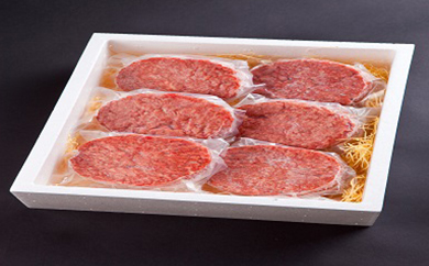 豊後牛ハンバーグステーキ140g×6枚