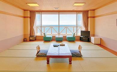 天然豊浦温泉しおさい宿泊補助券(10,000点分)