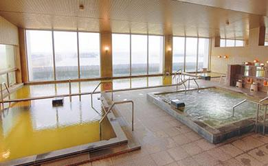 天然豊浦温泉しおさいプレミアムプラン宿泊券1泊2食付(1名様分)