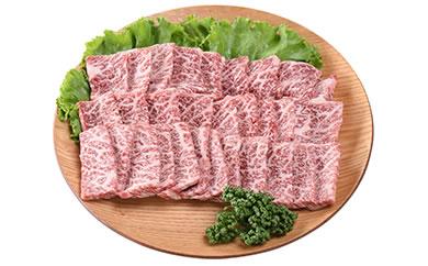 宮古島産黒毛和牛 特選5等級 焼肉 400g