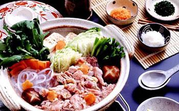 キジ鍋セット(梼原町雉生産組合)