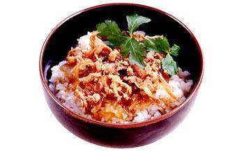 キジ丸丼(3個入り)(梼原町雉生産組合)