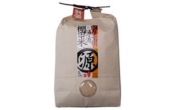 四万十川源流棚田米(5kg)(津野山農業協同組合)