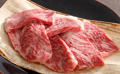 近江牛[吟]焼肉用サーロイン400g【Y041-C】