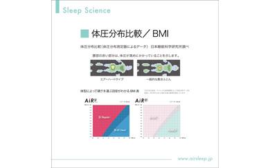 【東京西川】AiR01[エアー01]BASICマットレス(GR色)(シングルサイズ)【P018-C】