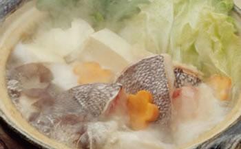 クエ鍋切り身セット