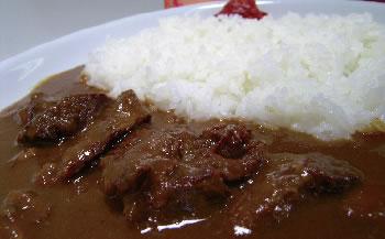 熊野牛カレーセット