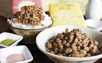 C7004-C生産者が原料にこだわった【宮城県登米産大豆】手作り納豆【15000pt】