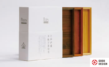 H7007-C2014グッドデザイン賞受賞『BON』【32000pt】