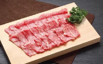 K7019-C宮城県登米産仙台牛バラ焼き肉用 約300g【17000pt】