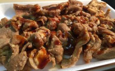 【ネット限定】里山のお肉屋さんがお勧めする厳選栃木牛!味付ほるもん