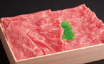博多和牛 すき焼き(モモ・カタ、サーロイン、リブロース、肩ロース)