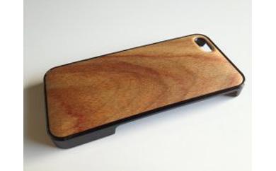 iphonese,5,5s用天然木ジャケット【アンデスチーク】