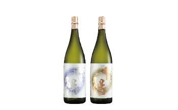 白河地酒「白陽」吟醸 飲み比べ720ml2本入り