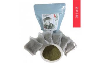 桑大師お茶セット【ティーパック&パウダー】(非蚕用品種)杜仲茶葉入り
