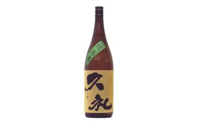 久礼・純米酒 1800mL