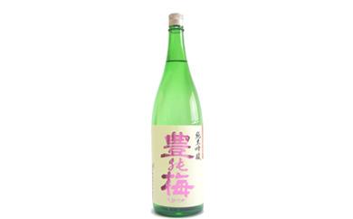豊能梅 純米吟醸 1800mL