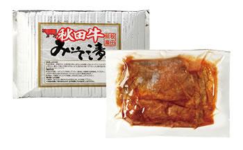 秋田県産味噌漬セット