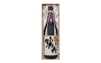 【数量限定】杜氏入魂の芸術品高清水大吟醸しずく採り 瑞兆1,800ml