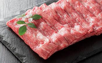 秋田県産和牛モモ すき焼き用(300g)