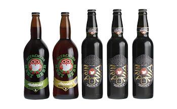 常陸野ネストビール ニッポニア・アンバーエール・ペールエール 5本セット