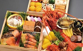 【数量限定】強羅花壇 特製おせち 三段重