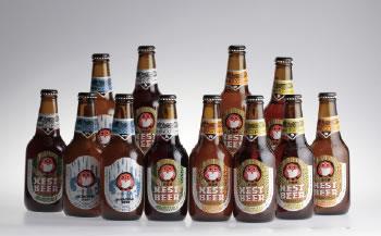 ◆常陸野ネストビール定番12本セット
