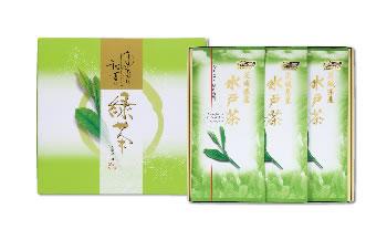 ◆水戸市優良観光土産品「水戸茶」3本詰合せセット