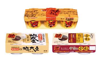 ◆国産大豆使用 天狗納豆詰め合せ