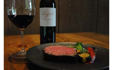 ◆cafe&grillCOLKスペシャルディナーワインペアリングコースチケット2名様分