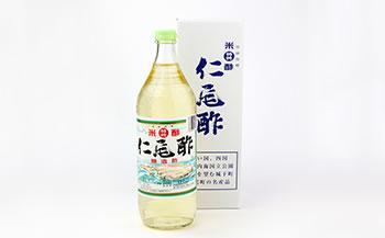 醸造酢 米酢「特吟 仁尾酢」1本