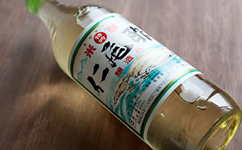 醸造酢 米酢「特吟 仁尾酢」12本