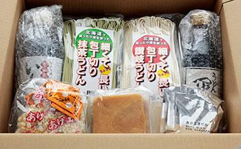 日糧の瀬戸一番うどん三昧 「ゆで名人16食セット」