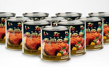 いなり寿司の素缶詰#5号