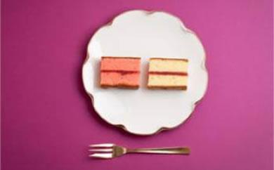 佐伯市菓子組合が共同開発した佐伯の洋菓子新銘菓『佐伯藩・菊姫物語』(15個入)