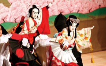 淡路人形座オリジナルおみやげ大人入場券3枚セット