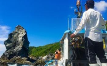 周遊漁船「沼島おのころクルーズ」(1~2名様)