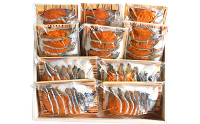 琵琶湖産天然鮒寿司ミニパック10セット(箱入り)