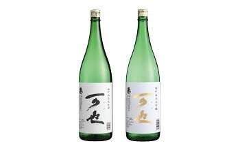 ふるさと糸島の地酒「可也」特別純米&純米大吟醸1800ml瓶2本組