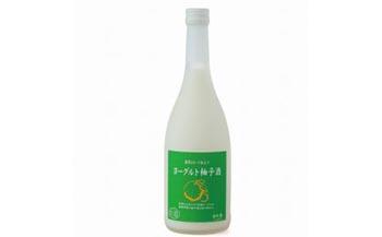 ヨーグルトのお酒!ヨーグルト柚子酒720ml×1本