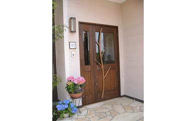 店舗用玄関ドア KDR-6