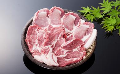 『伊都の豚』とんかつセット