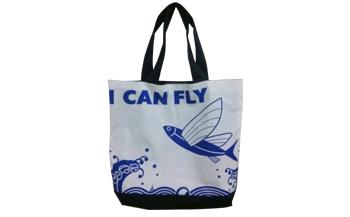 魚のまち長崎「お魚トートバッグ」
