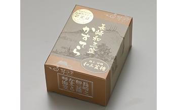 職人手焼きの数量限定、希少な極上和三盆糖を使用した本場長崎県の長崎和三盆かすてら0.5号