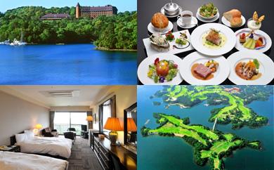 オーシャンパレスゴルフクラブ&リゾート宿泊1泊2食&1プレイパック券(1名様)