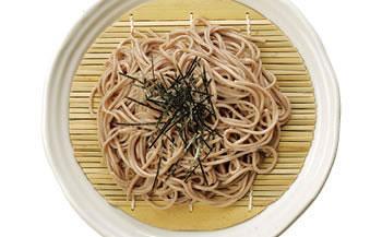 塙町のうどん(乾麺)とそば(乾麺)のセット