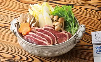 <青森県産>鴨鍋セット