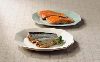 〈大阪府・活黒〉まるごと煮魚