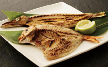 五島 旬の干物 その時の魚