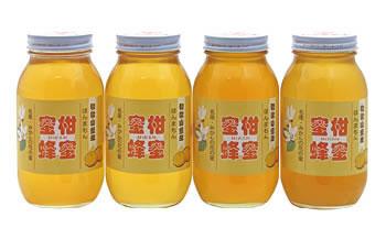 ★新蜜予約★ほんまもん蜜柑蜂蜜1200g×4本